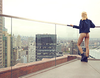 Lingerie NYC II - Tori