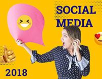 Social Media Designs (2018)