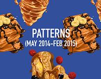 Patterns (May 2014-Feb 2015)