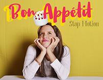 """Stop Motion """"Bon Appétit"""""""