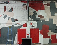 Alpha Production Group Wall Mural