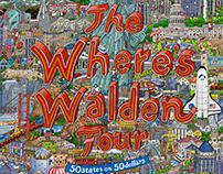 The Where's Walden Tour