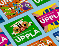 UPPLA' KIDS MAGAZINE