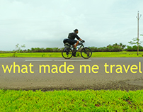 what made me travel