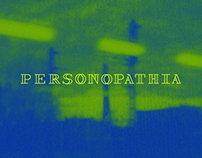PERSONOPATHIA // display font