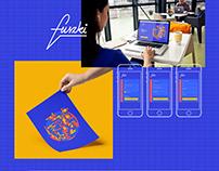 Fuszki app | branding