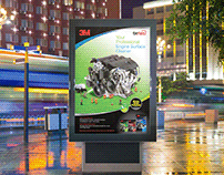 Packaging and Campaign - 3M Auto Care