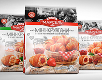 Cafe Marsel. Packaging for Croissants