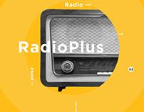 RadioPlus Application