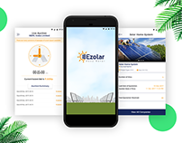 Solar Marketplace App for Android