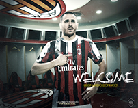 welcome leandro bonucci in milan