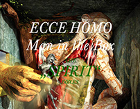 "Ecce Homo - Man in the Box - ""THE SPIRIT BOXES"""