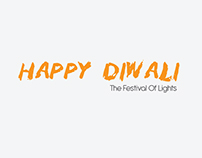 Diwali Illustration