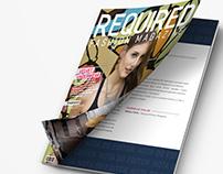Fashion Magazine // Publication Design