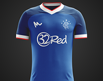 Rangers Concept Kits 2016