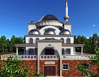 The Ahlatlıbel Mosque