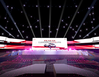 2014 Dongfeng Citroen brand release ceremony of C3-XR