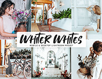 Free Whiter Whites Mobile & Desktop Lightroom Preset