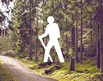 Icons Iberogast Wanderführer