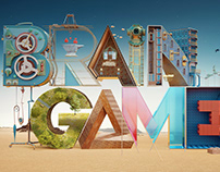 Nat Geo Brain Games Promo