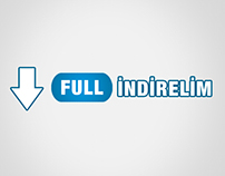 Full İndirelim Logo Design
