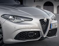 Alfa Romeo Giulia Veloce - Motor O2