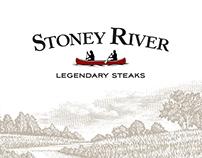 Stoney River Steakhouse - brand refresh / advertising