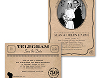 Harms Anniversary | event design