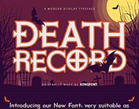 Death Record