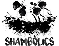 Shambolics CD Artwork