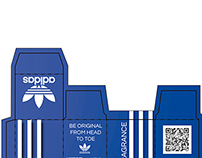 Packaging Adidas