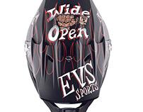 EVS FINK Helmet Graphic