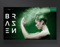 Brazen Ui Design & Branding