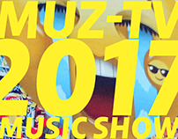 MUZ TV 2017 MUSIC SHOW