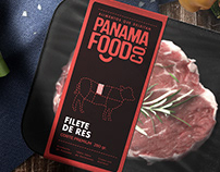 Panama Food - Branding
