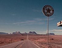 Road Trip // The Road To Monument Valley