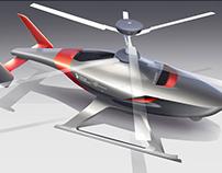 "Drone VRT300 ""Arctic Supervision"""
