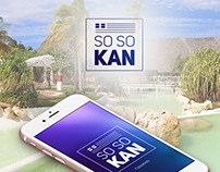 SO SO KAN - Real Estate Ad Mobile App