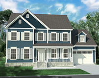 Exterior Remodeling & 3DVisualization