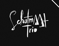 Schutmaat Trio | 4 - Lettering and cover design