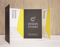 C° business card