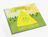 Libro Salento Cycling