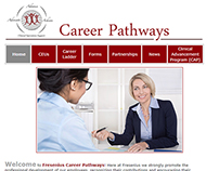 Career Pathways - Home Page