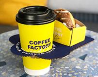 Coffee Factory & Co. Interior Design & Branding