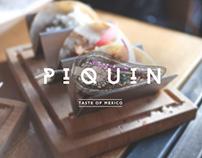 PIQUIN - Branding + Design