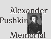Alexander Pushkin Memorial Website