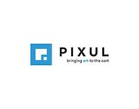 Pixul's new Logo
