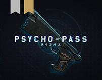 PSYCHO-PASS website