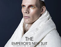 The Emperor's New Suit - editorial in HUF magazine