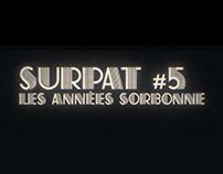 Surpat' Vol.5 - Les Années Sorbonne